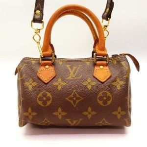 Louis Vuitton Speedy HL with Strap Bandouliere